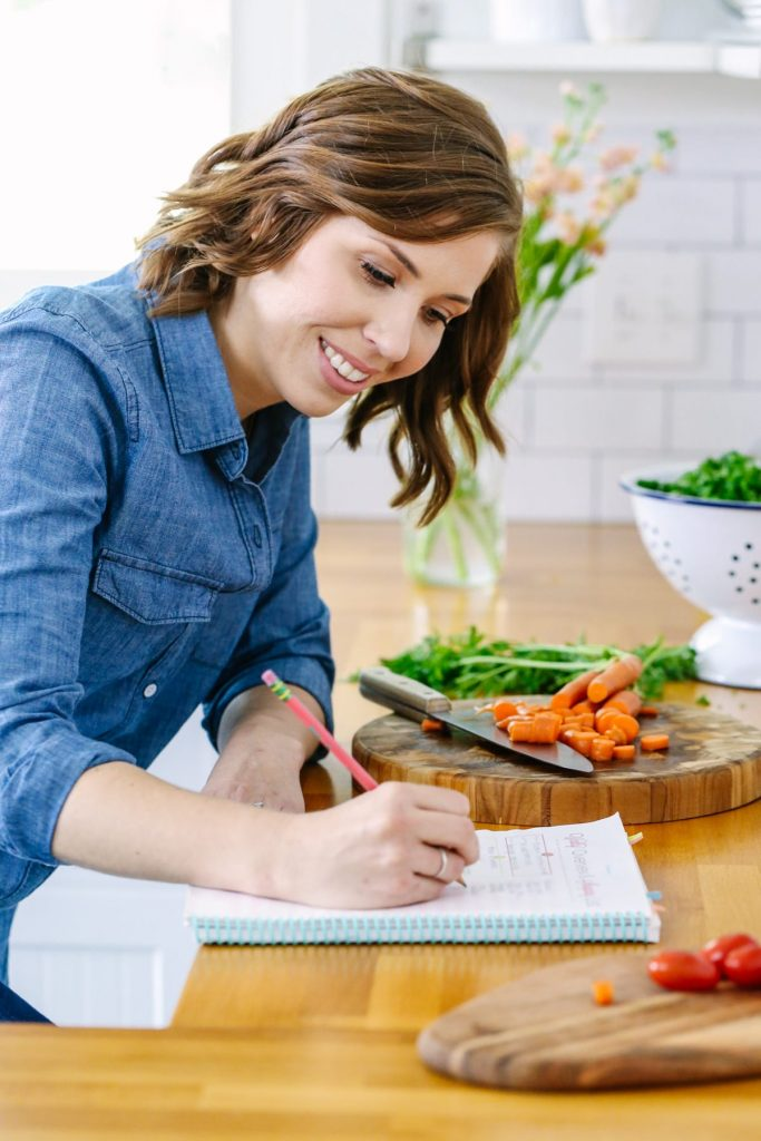 Meal Planning 101: How to plan healthy, real food meals!
