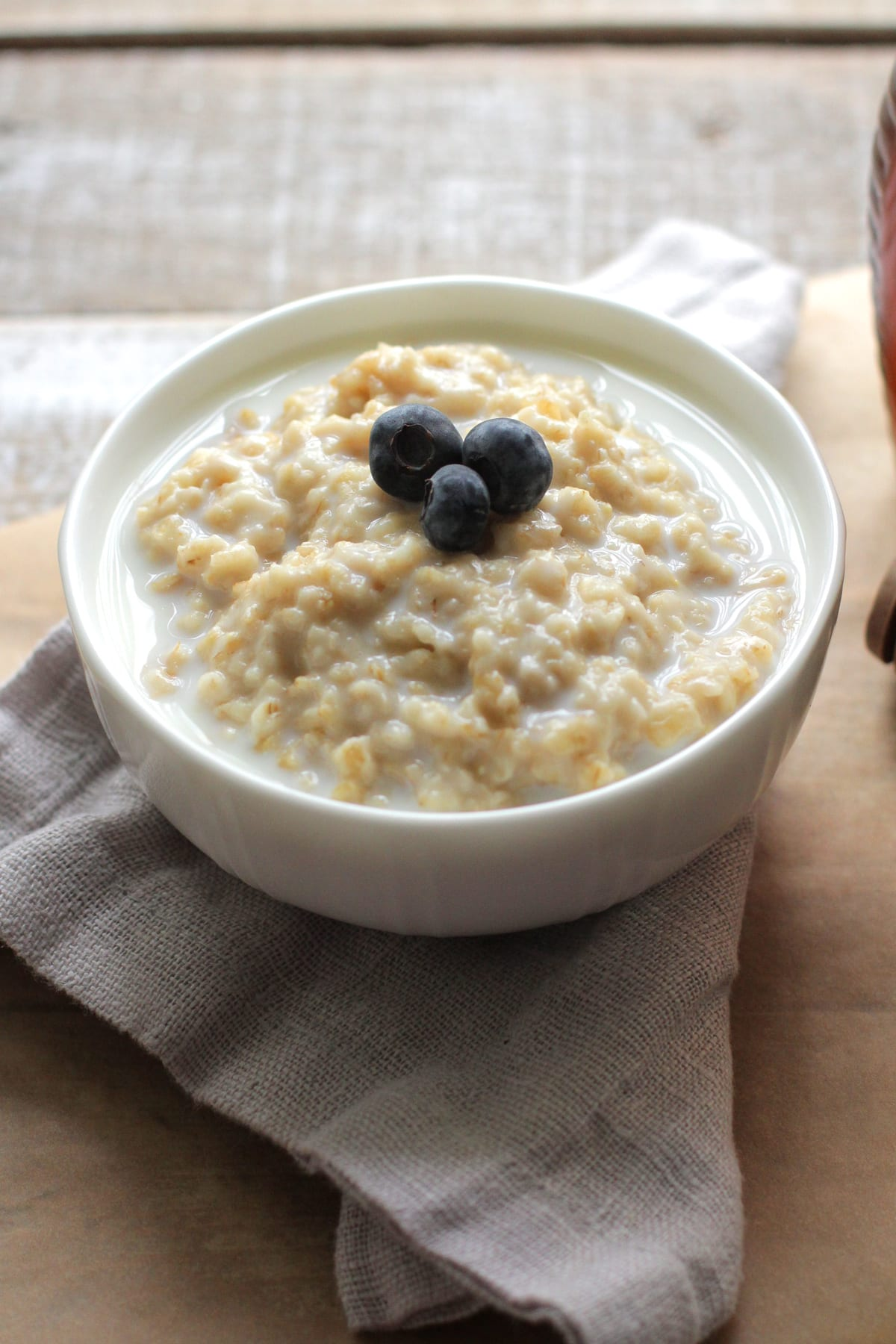 Soaked Oatmeal: The Original Instant Oatmeal - Live Simply