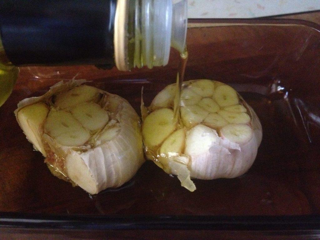 garlic oli