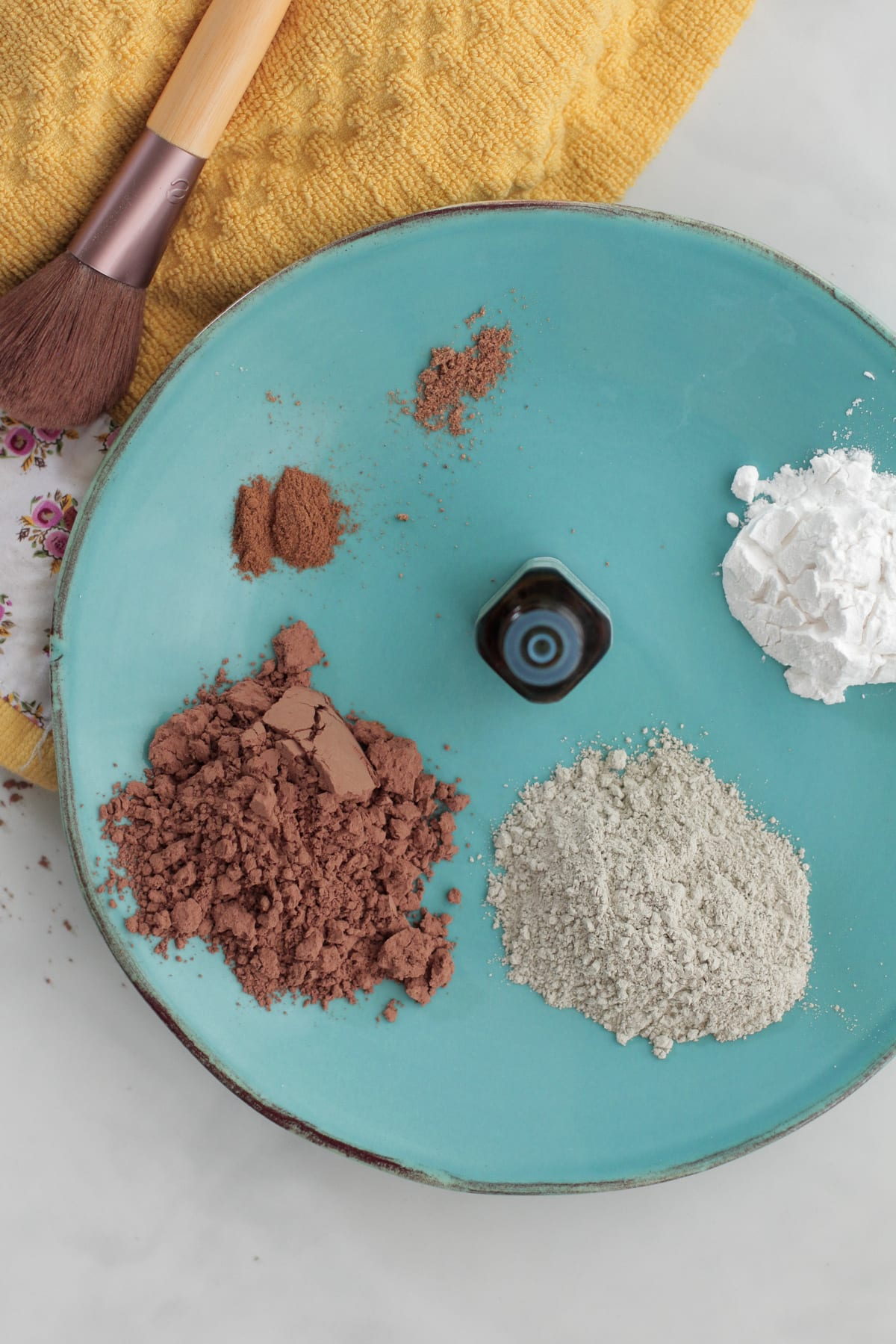 Homemade Foundation Powder Make-Up