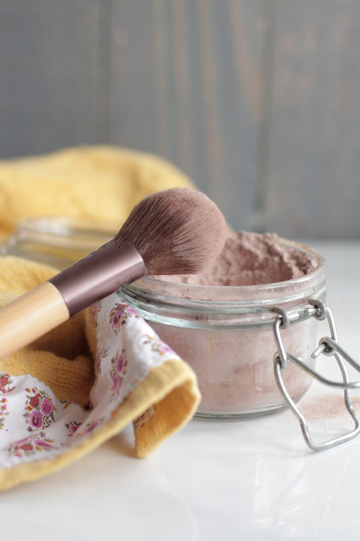 Homemade Foundation Powder Live Simply