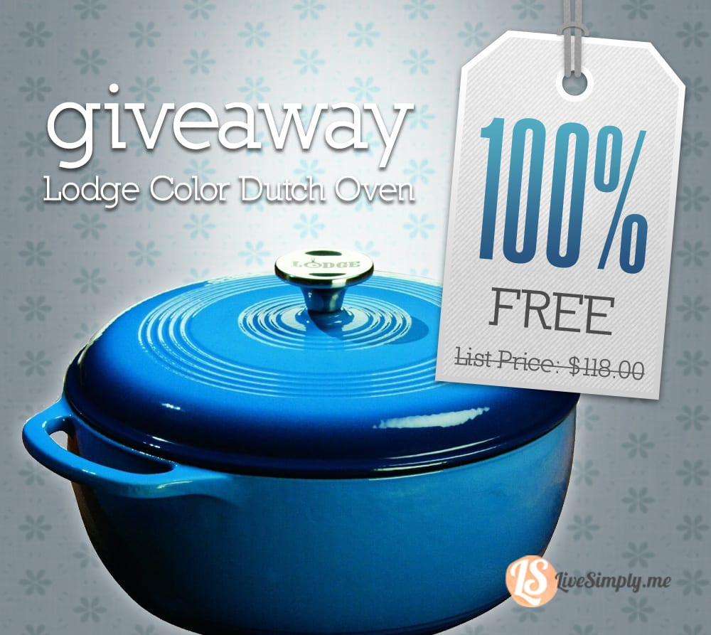 Giveaway-Lodge-Oven