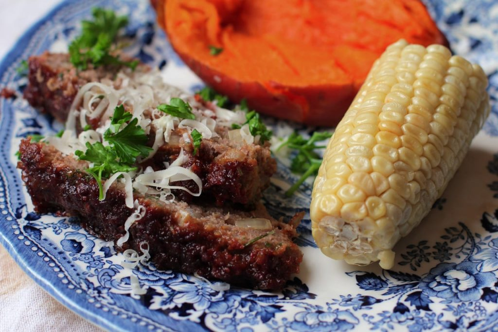 meatloaf sundried tomato and herbs