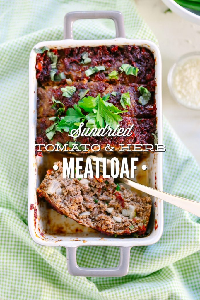 terrific better homes and gardens meatloaf. Sundried Tomato and Herb Meatloaf  If you re not a meatloaf fan this Live Simply