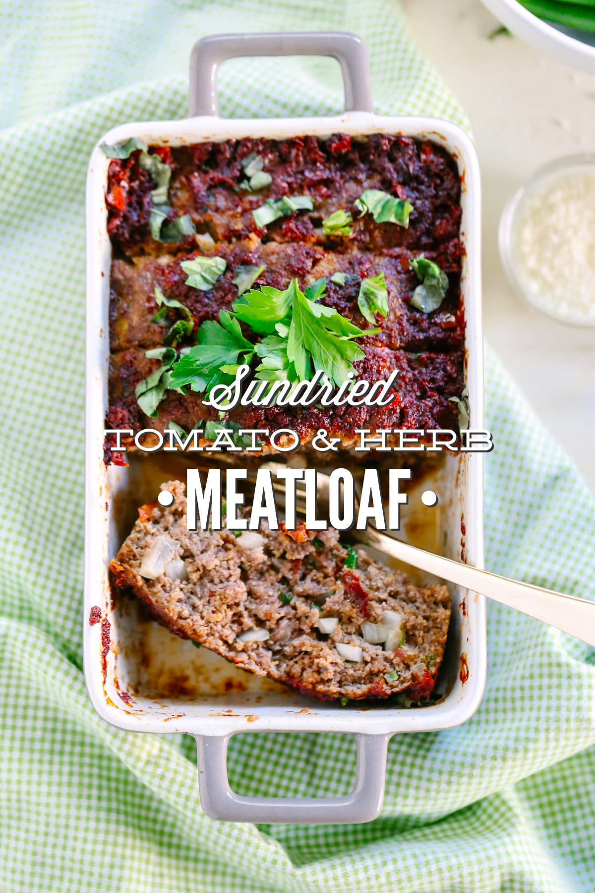 Sundried tomato and herb meatloaf live simply forumfinder Gallery