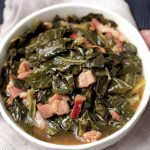 collard greens seasoned