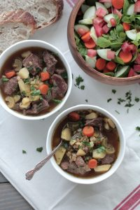 Homemade Beef Stew