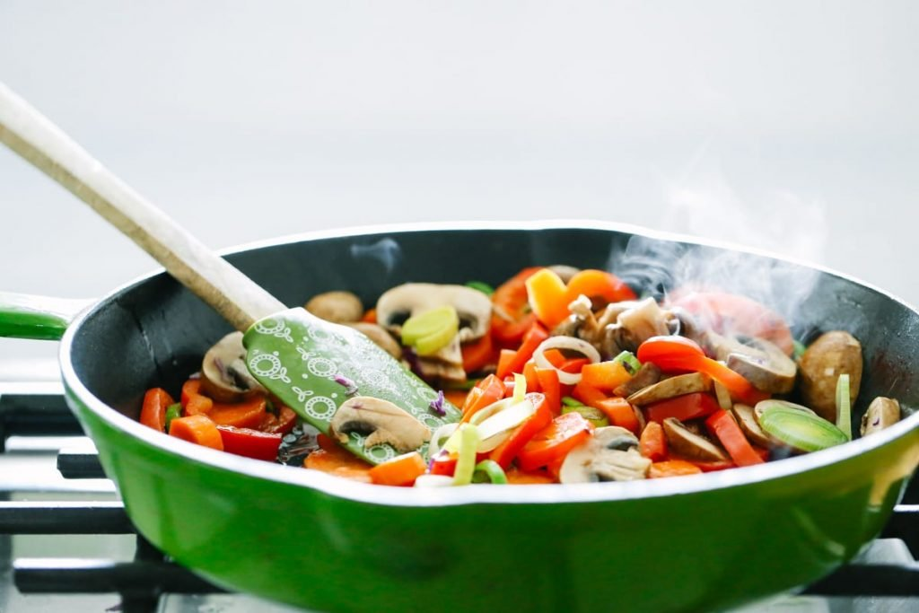 A real food stir-fry that's healthy and delicious. My whole family loves this simple dinner. Steak and Vegetable Stir-Fry