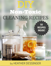 DIY Non-Toxic Cleaning Supplies