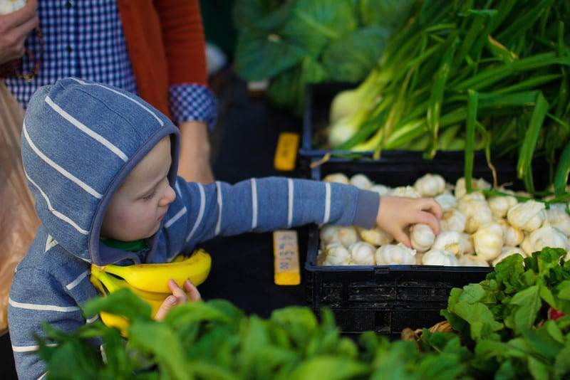 Kids and real food nutrient dense