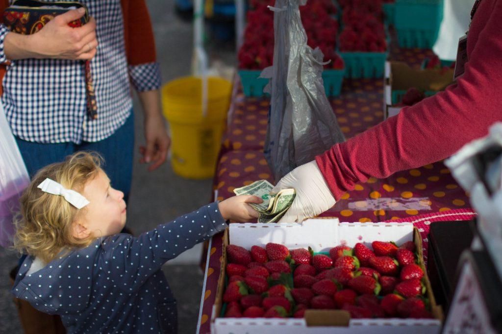 Saving on Real Food: 3 Simple Secrets - Live Simply