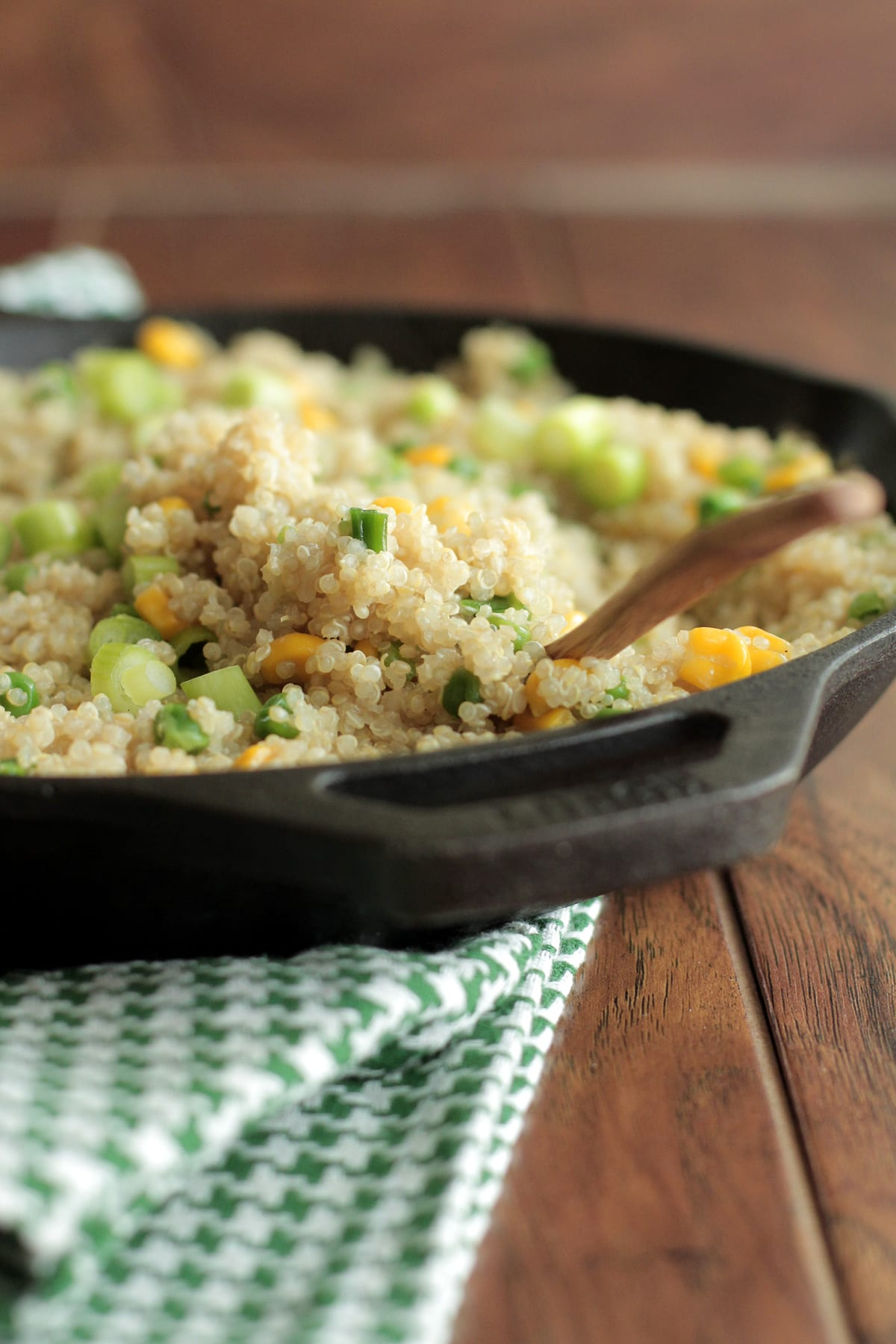 spring-quinoa-peas-corn-onions