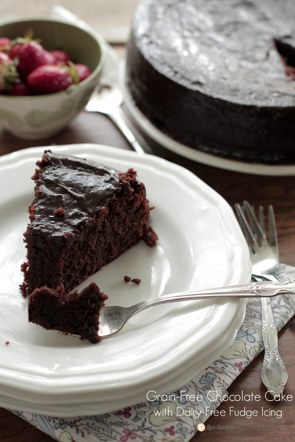 Dairy Free Chocolate Cake Joy Of Cooking