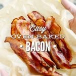Easy Oven-Baked Bacon: So easy! No mess! Best bacon ever!