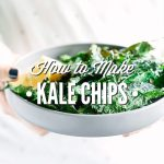 How to Make Kale Chips: Who knew making homemade kale chips could be so easy? Love this recipe!