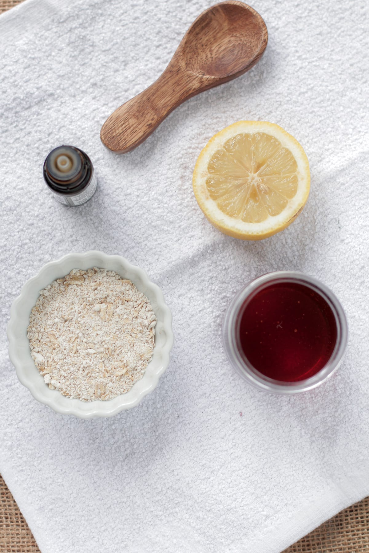 Homemade Honey Oatmeal Acne Mask Live Simply