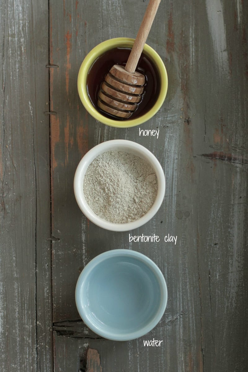 3 Simple Amp Quick Homemade Clay Mask Recipes Live Simply