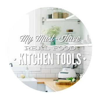 MY MUST HAVE REA FOOD KITCHEN TOOLS