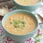 Veggie Corn Chowder 100 Days of Real Food