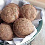 Chai Zuchinni Muffins