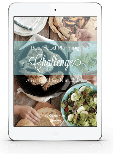 real-food-planning-challenge