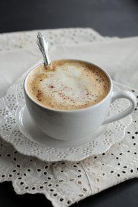 homemade pumpkin spice latte real food version