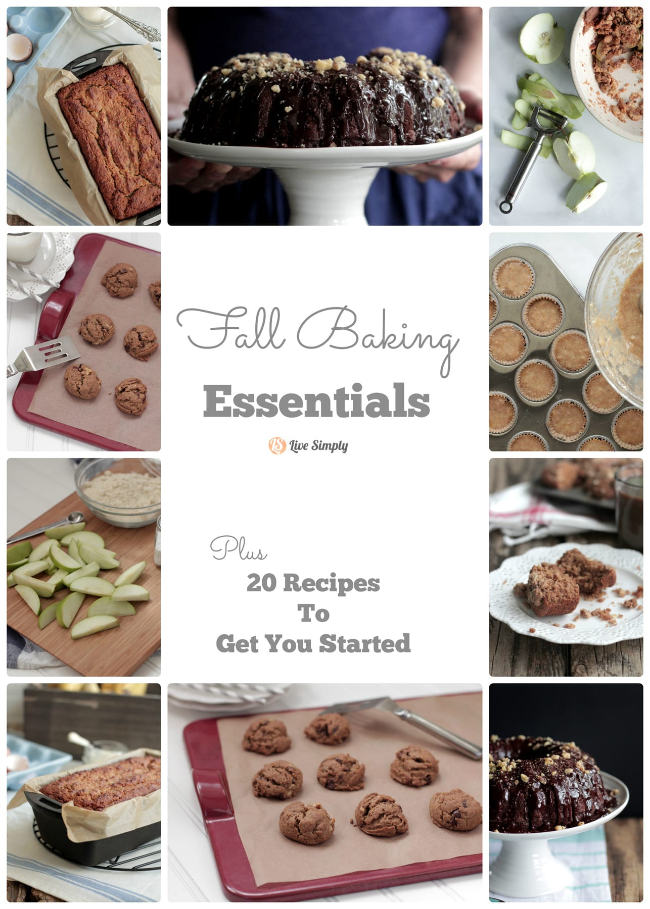 Fall Baking Essentials & 20 Recipes to Get You Started + A $250 Giveaway