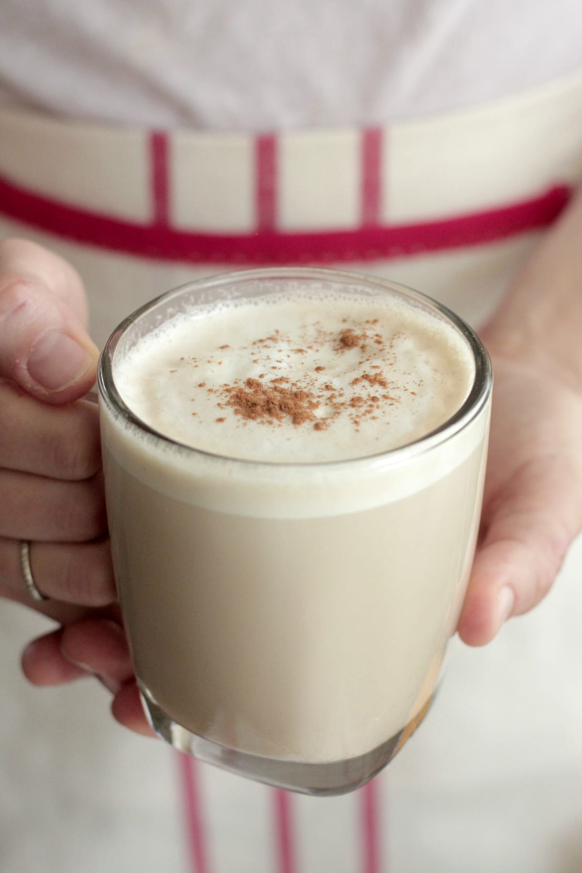Homemade Chai Tea Latte (the real deal)