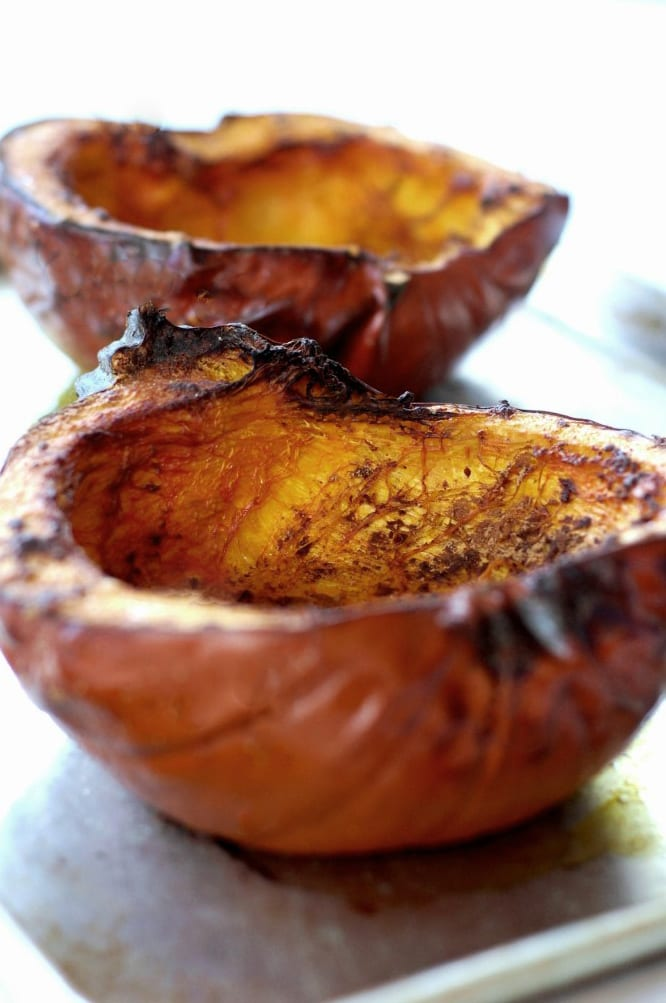 How to roast any squash to taste AMAZING!!!