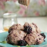 How to Use Whole Wheat Flour + Blackberry Scones Recipe