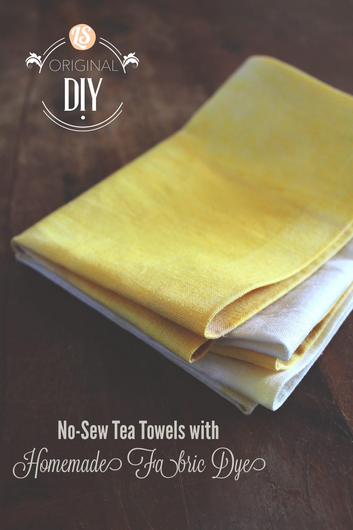 how to make homemade food dye
