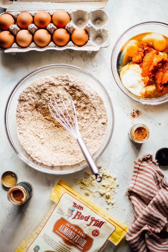 almond flour for baking