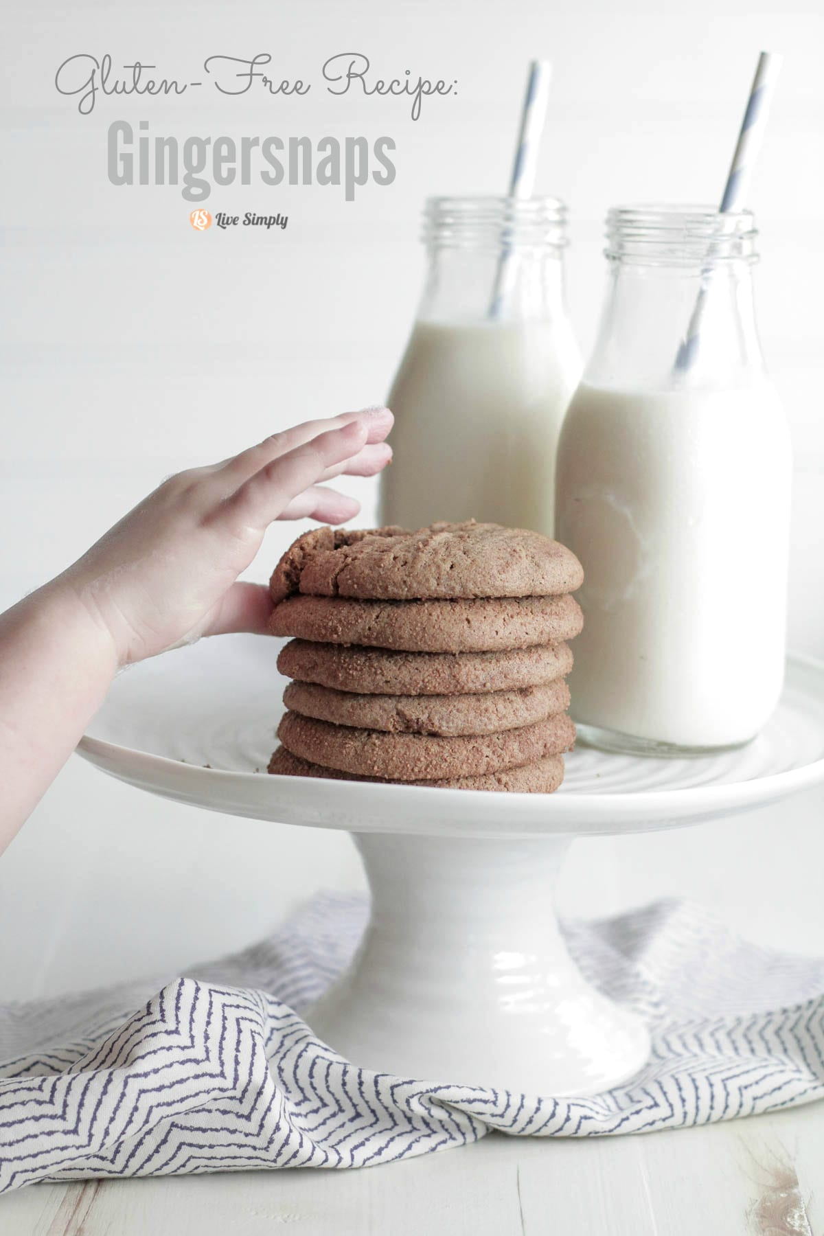 Ultimate fall baking converting recipes for gluten free baking how to convert recipes to be gluten free gluten free gingersnaps forumfinder Images