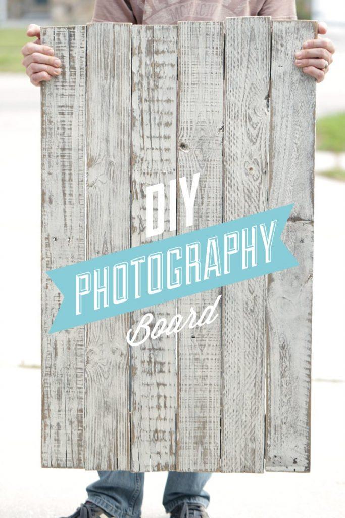DIY Photography Board