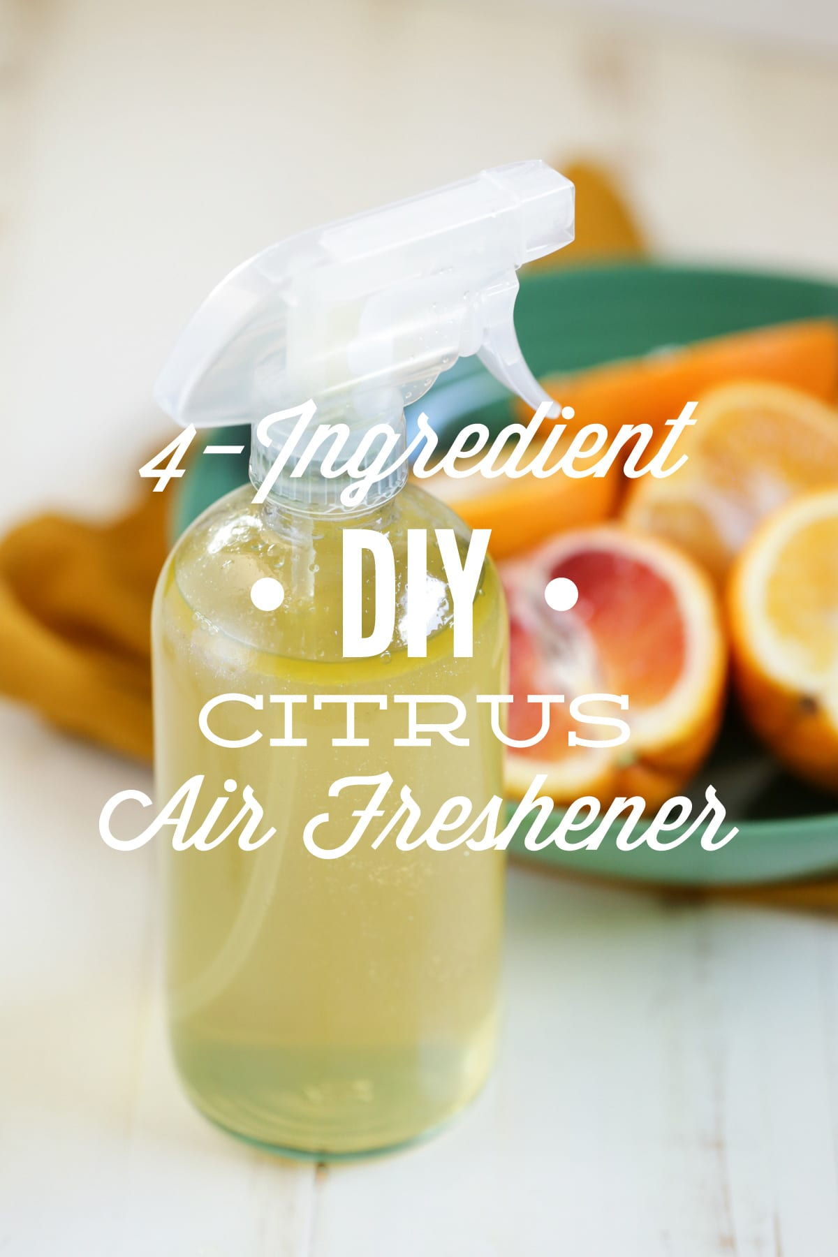 a simple 4 ingredient citrus air freshener anyone can make this easy diy citrus
