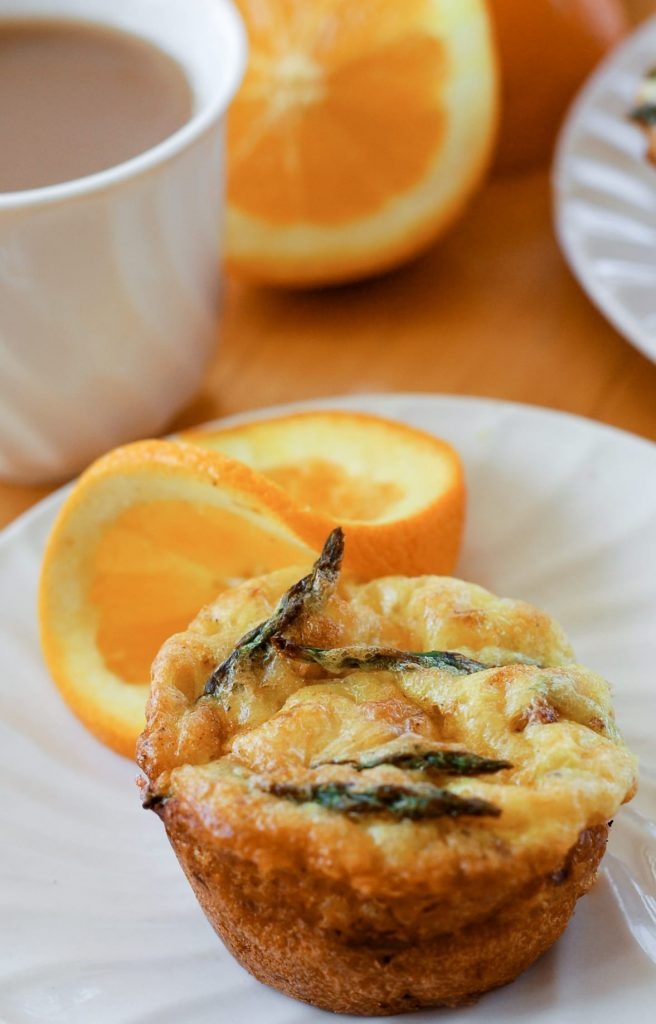Easy Spring Vegetable Mini Quiche - Live Simply