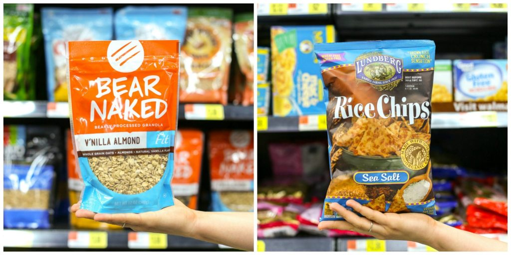 Shopping for real food at Walmart. You might be surprised at what you'll find!