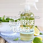 DIY Herb-Infused All-Purpose Cleaner