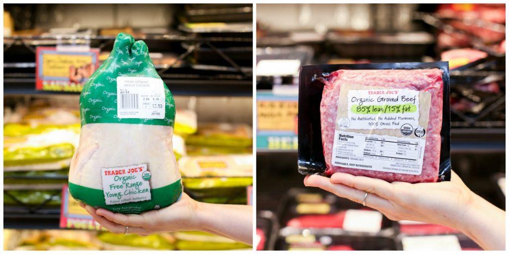 Shopping for real food at Trader Joe's. See my top picks of real food options at Trader Joe's.