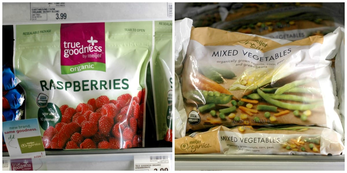 shopping for real food at meijer my top picks printable shopping