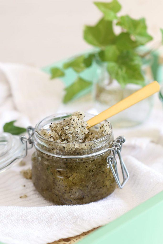 Diy Homemade Green Tea Exfoliator Live Simply