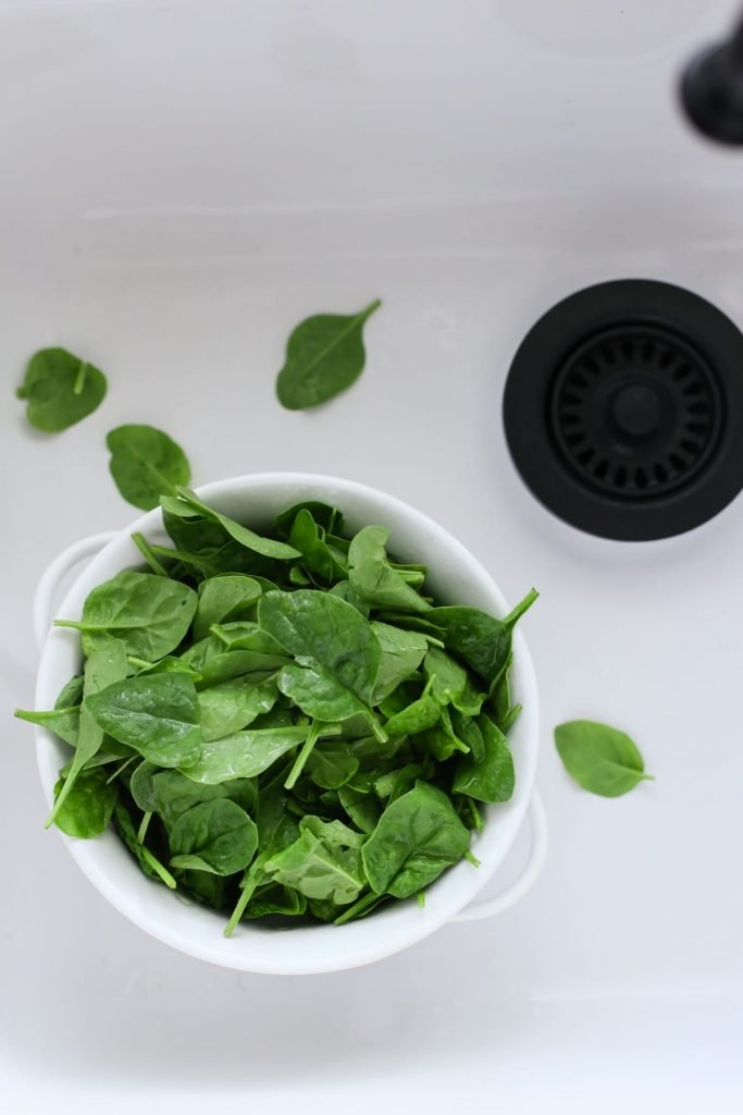 How to wash and store leafy greens in advance. Keep those greens from being wasted. They'll last a week in the fridge using this method.
