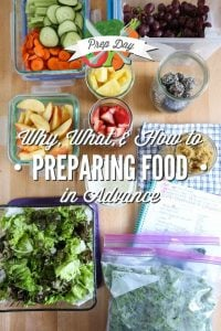 Prep Day 101: The why, what, and how to