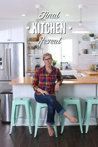 Live Simply Kitchen Reveal