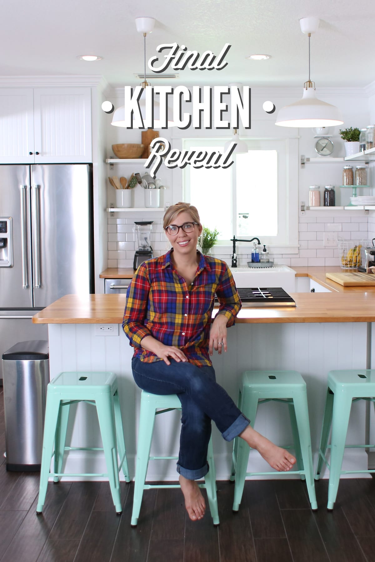 The Live Simply Kitchen Remodel Final Reveal Live Simply