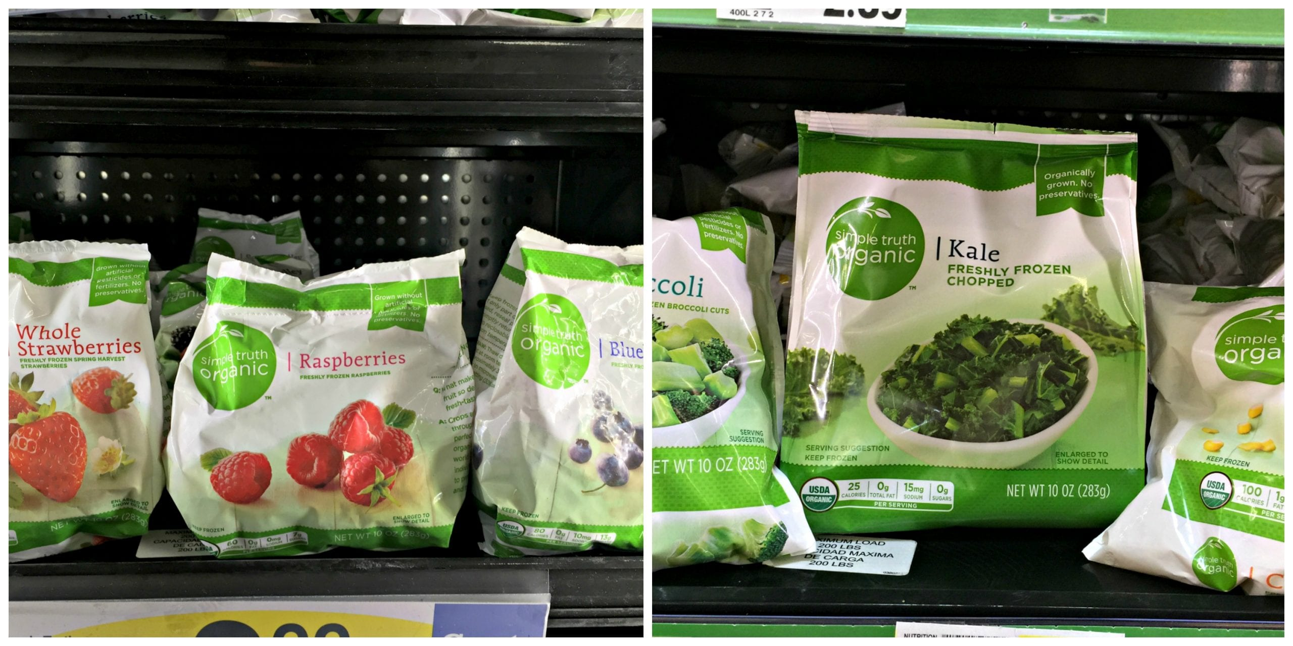 Shopping for real food at Kroger: Tips and tricks for finding healthy and affordable food at Kroger! Plus, a free printable shopping guide.