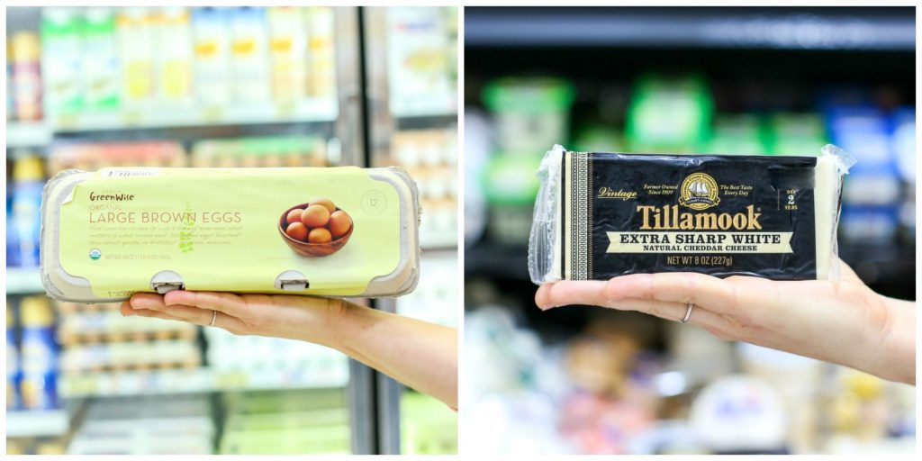 Shopping for real food at Publix! Learn the tricks and tips for finding healthy and affordable food at Publix. Plus, a free printable shopping list.