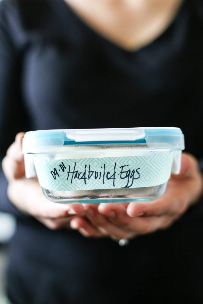 5 ways to prepare eggs in advance. Make your prep day count and prep those eggs. #5 is my favorite way.