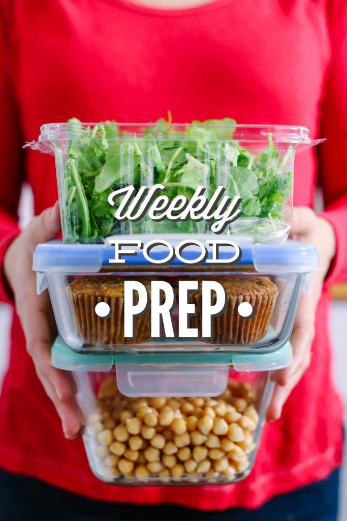 Prepping Real Food: A real life (video) look at a prep time! Plus, a free printable to help you get started with prepping healthy food.