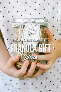 8 Homemade Granola Gift Ideas